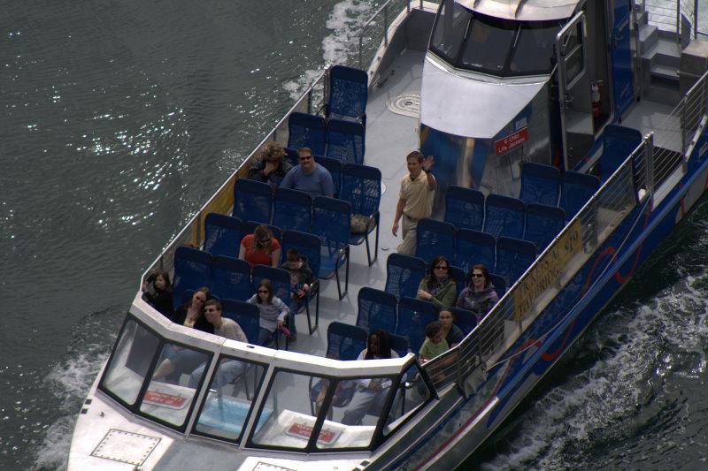 Deception Pass Catamaran Tours